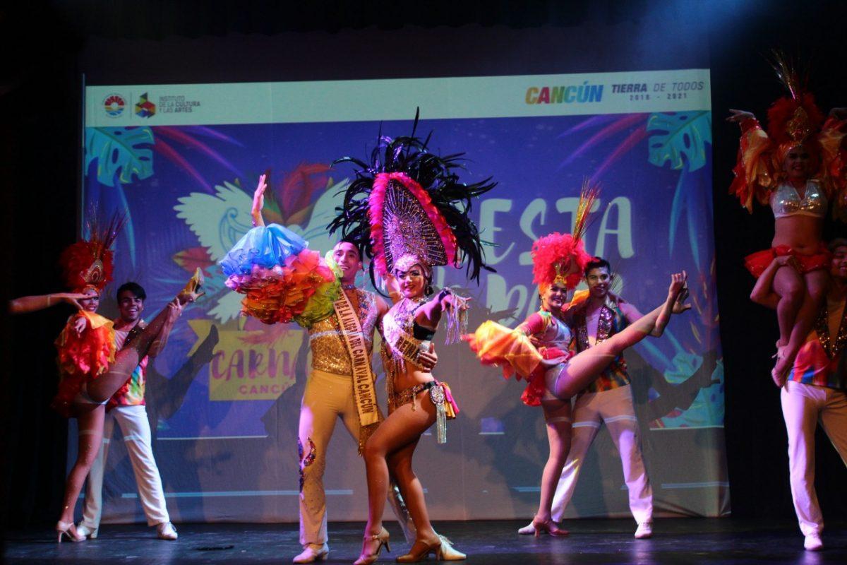 Carnaval de Cancún