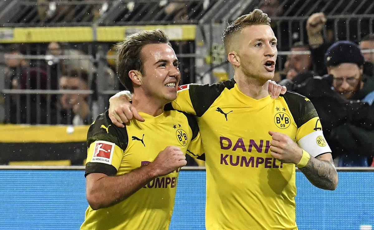 Borussia Dortmund abre la fecha 24 de la Bundesliga en Augsburgo