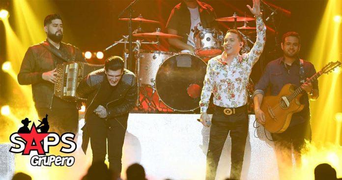 Adriel Favela y Javier Rosas deslumbran en Billboard 2019