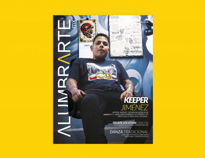 ALUMBRARTE.mx - Edición Abril 2019