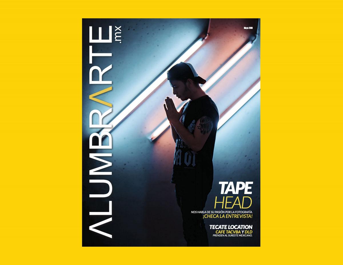 ALUMBRARTE.mx – Edición Mayo - Junio 2019