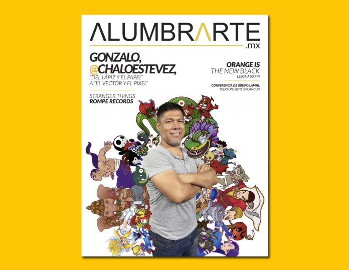 ALUMBRARTE.mx – Edición Julio 2019