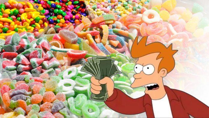 ¡Tome todo mi dinero! Crean gomitas para calmar el estrés