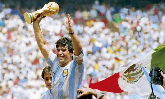 Logo del Mundial de México 86' elegido como el más bello en la historia