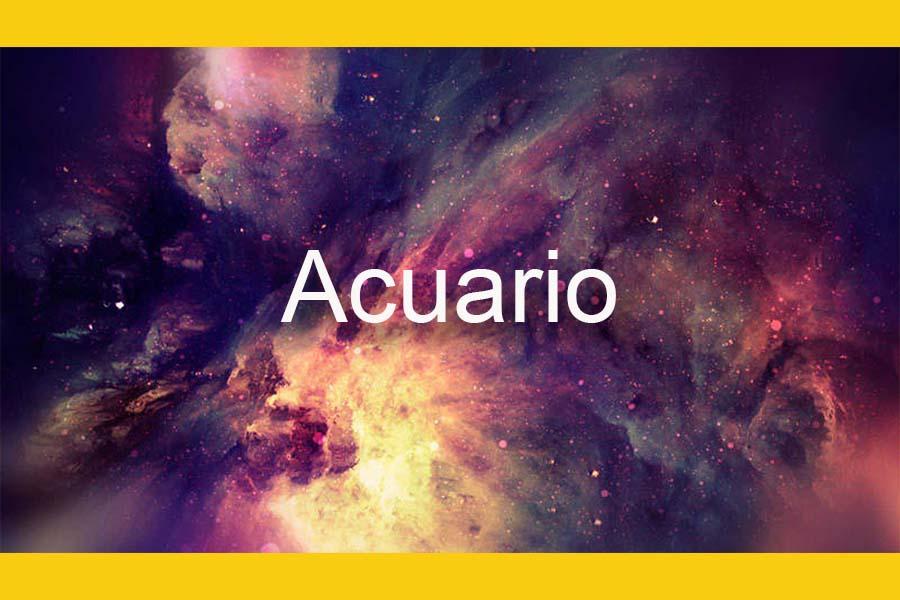 Horóscopo Semanal Acuario – ¡Que no te sorprenda!