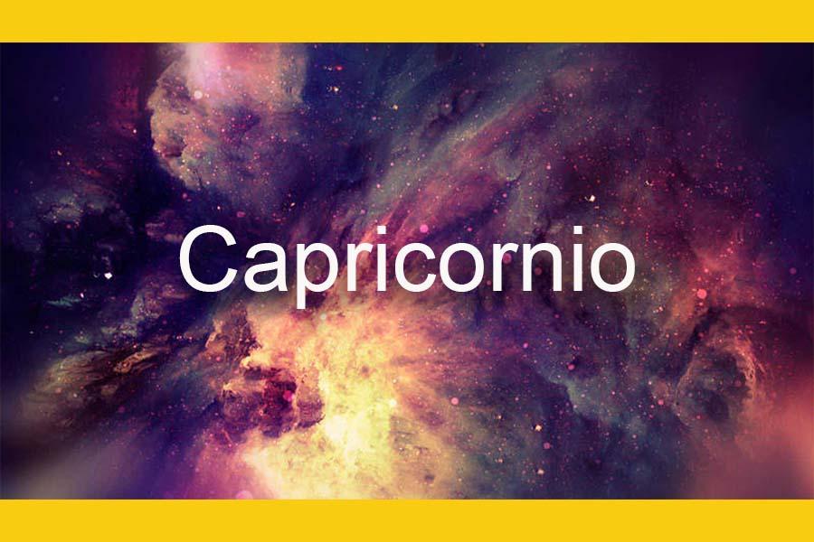 Horóscopo Semanal Capricornio - ¡Que no te sorprenda!