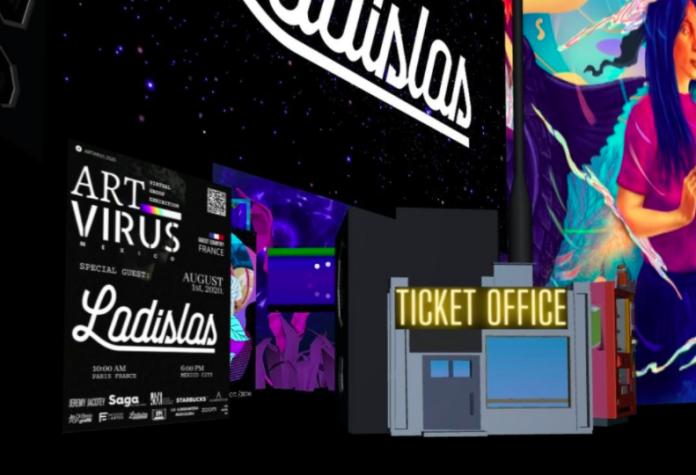 ARTVIRUS: Triunfa exposición virtual de México para Francia