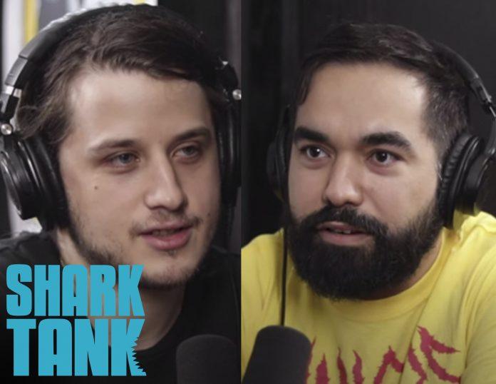 Roberto Martínez y Jacobo Wong opinan sobre Shark Tank