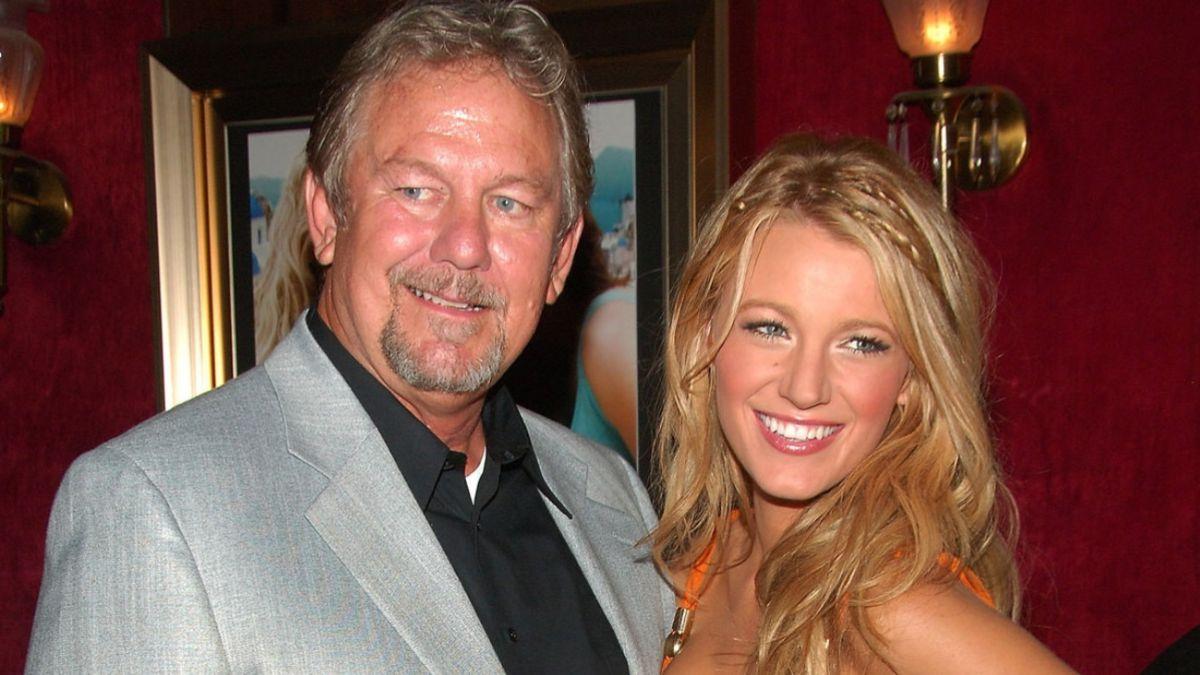 El padre de Blake Lively, Ernie, muere a los 74 años