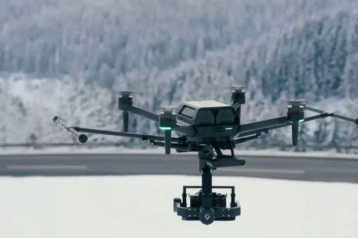 Sony anuncia venta del dron profesional