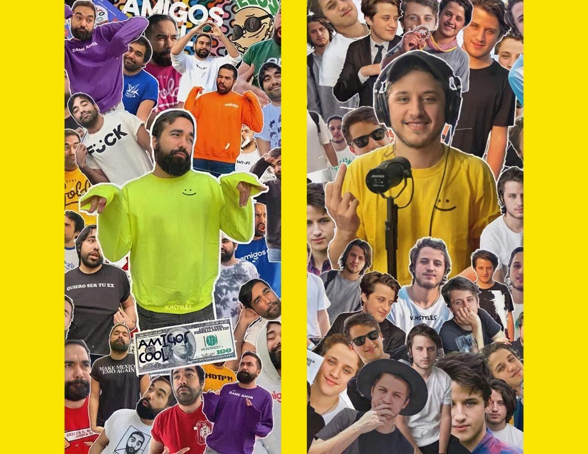 Wallpaper para tu celular de Roberto Martinez y Jacobo Wong
